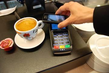 El pago a través del móvil.