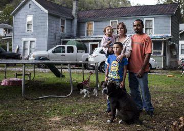 El condado de McDowell, ilustra el declive de las zonas rurales Estados Unidos