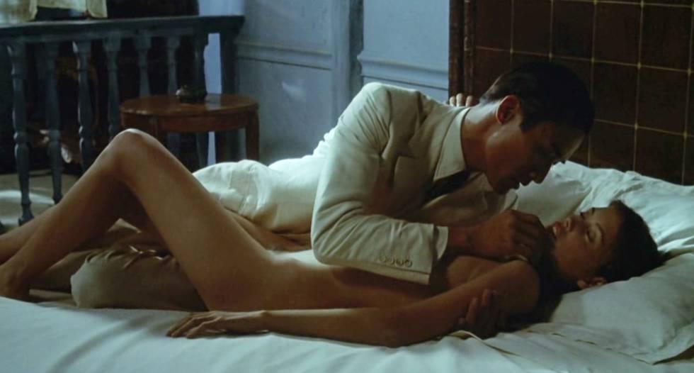 'El amante' (1992) es una adaptación de la novela de la escritora francesa Marguerite Duras.