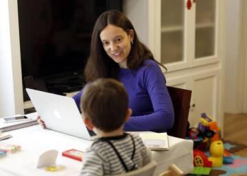 Conciliación: Al escaño con tu bebé