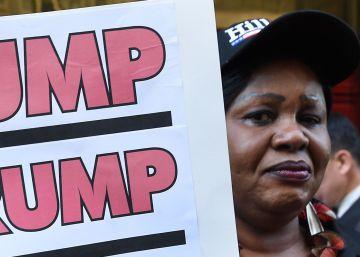 La elección de Donald Trump