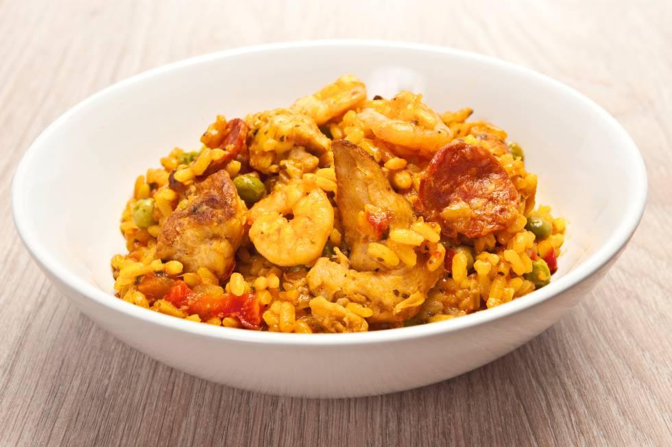 Desastres culinarios (a manos de chefs extranjeros) con recetas españolas