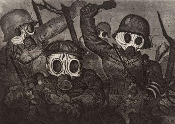 La violencia y la pasión de Otto Dix