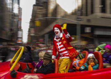 McDonald's esconde a Ronald por el miedo a los payasos 'terroríficos'