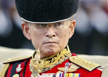 Los 70 años de reinado de Bhumibol en Tailandia