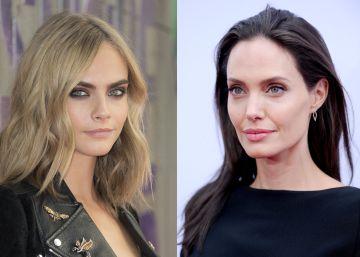 Cara Delevingne sale en defensa de Angelina Jolie