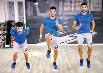 Vídeo | El reto de los 4 minutos: Nunca vas a estar como Ronaldo o Pataky, pero te puedes acercar