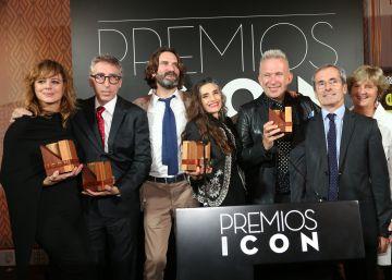 III Premios ICON: la noche que Gaultier cantó por Sabina