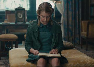 'La ladrona de libros' | Niños en la biblioteca
