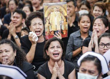 Condolencias por Bhumibol Adulyadej