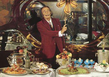 El sabor surrealista de Dalí