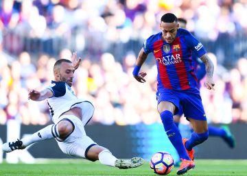 Barcelona-Deportivo, en imágenes