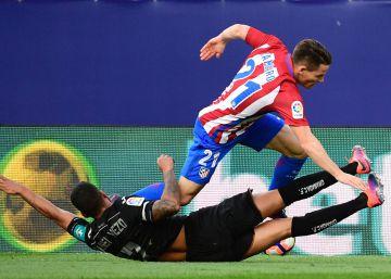 Atlético de Madrid - Granada, en imágenes
