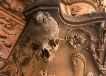La restauración de la fachada de la universidad de Salamanca