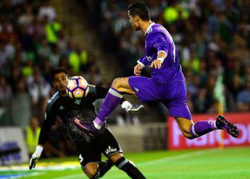 Betis - Real Madrid, en imágenes
