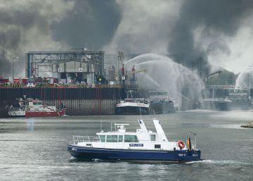 Dos explosiones en dos plantas químicas de Alemania