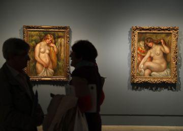 La intimidad de Renoir