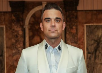 Robbie Williams confiesa que se ha pasado con el bótox
