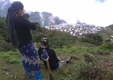 El sol de las personas refugiadas