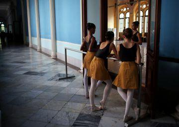 Una americana en la Escuela Nacional del Ballet de Cuba
