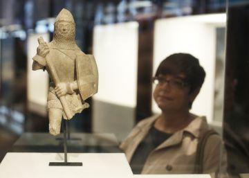 Exposición de la Edad Media en Europa en Caixaforum