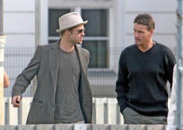 """El exguardaespaldas de Brad Pitt: """"Yo crié a sus hijos"""""""
