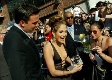 Aquellos meses en los que Ben Affleck y Jennifer Lopez convirtieron su vida en un circo