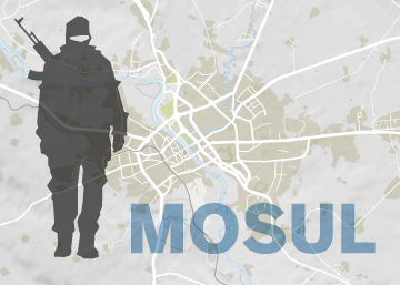 La batalla de Mosul