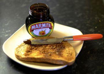 Alarma nacional británica por la salsa Marmite