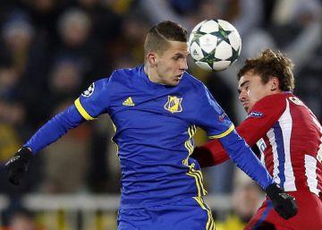 Rostov – Atlético de Madrid