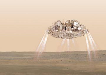 Perdida la señal de la nave de Exomars, la misión europea en Marte