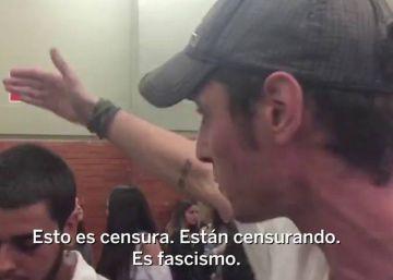 """Estudiantes de la UAM critican a los violentos: """"Esto es fascismo"""""""