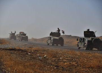 El camino a Mosul