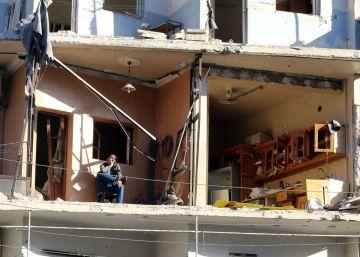 Octavillas y desolación durante el alto el fuego en Alepo