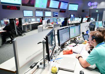 La ESA desconoce si la nave de ExoMars se ha estrellado