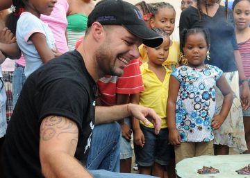La fundación Ricky Martin se une a miniserie sobre trata de personas