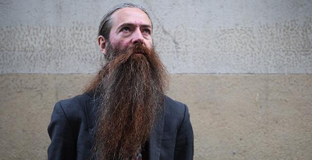 El gerontólogo Aubrey de Grey.