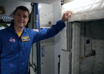 ¿Cómo es vivir en el espacio?