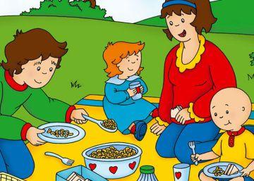 Lo que esconden los dibujos que tus hijos se meten en vena