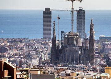 Sagrada Familia, una catedral sin planos ni licencia