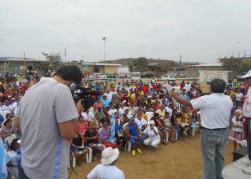 La resistencia a Habitat III también se reunió en Quito