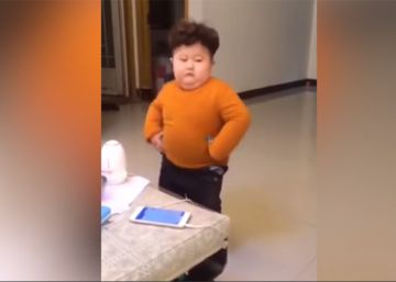 El baile de un niño con gran parecido a Kim Jong-un revoluciona las redes sociales
