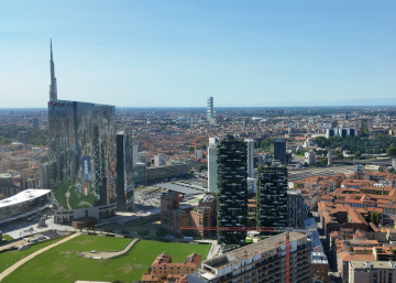 Apuntes de un paseo por Isola Porta Nuova: Milán modelo Barcelona.