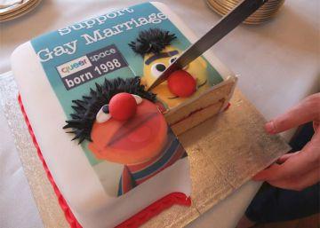 Condenado un pastelero por negarse a hacer una tarta con un lema gay