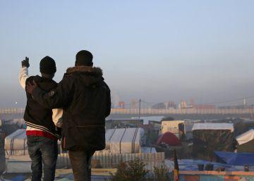 El desalojo de la 'Jungla' de Calais