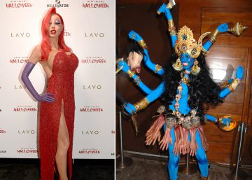 As transformações de Heidi Klum no Halloween