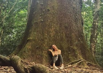 Gisele Bündchen, defensora de la Amazonia