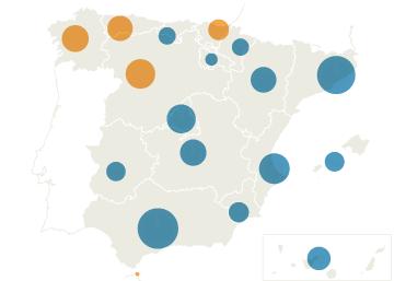 La lucha contra el cambio climático en España