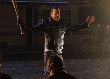 Así ha cambiado 'The walking dead' con la llegada de Negan