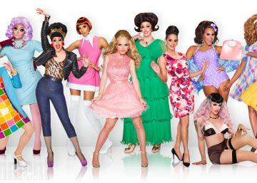 Así son las 'drag queens' que han revolucionado la televisión
